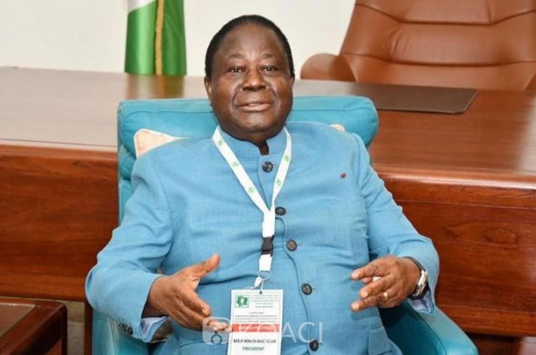 Côte d'Ivoire : Bédié : «Un militant sans formation est nuisible pour lui-même, et son Parti»