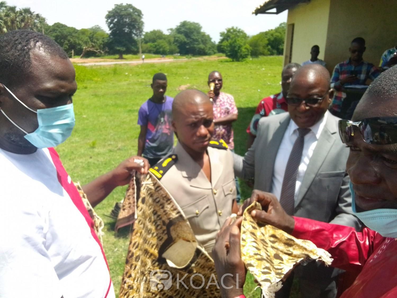 Côte d'Ivoire : Ferké, l'installation du nouveau sous préfet de Togonieré suscite beaucoup d'espoir chez les cadres