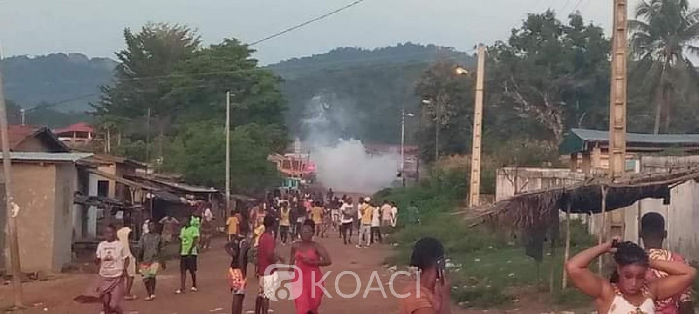 Côte d'Ivoire : Facobly, un Guinéen étrangle sa copine, la ville sous tension, plusieurs commerces saccagés