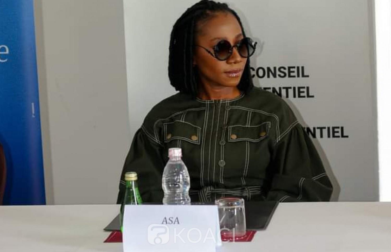 Côte d'Ivoire : ASA, à Abidjan, la star franco-nigériane veut drainer le maximum d'Ivoiriens dans son monde lors de son concert