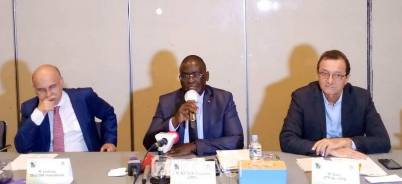 Cote d'Ivoire : Situation forestière alarmante au Pays, il ne reste plus que 400 mille hectares de forêts dense