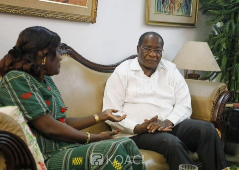 Côte d'Ivoire : Etats Généraux de l'école, Mariatou Koné sollicite l'appui de ses prédécesseurs