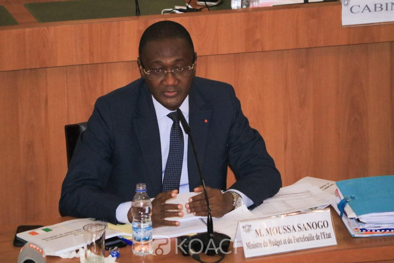 Côte d'Ivoire :    Moussa Sanogo aux députés de la CAEF: «l'activité économique afficherait un taux de croissance annuel moyen d'environ 7,7% sur la période 2022-2024»