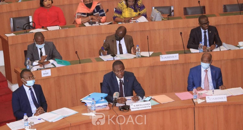 Côte d'Ivoire :   APE, plus de 10 milliards de FCFA de pertes de recettes en 2 ans, Moussa Sanogo rassure les députés de la CAEF