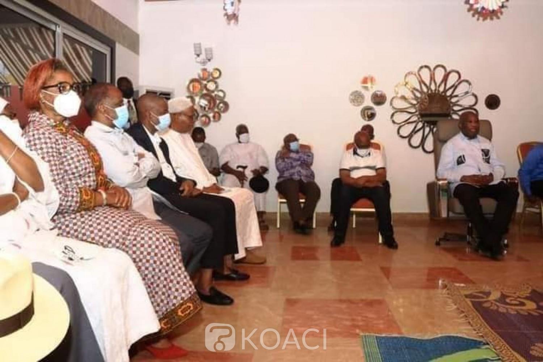Côte d'Ivoire : Avant la RDC, Gbagbo se remémore Sangaré