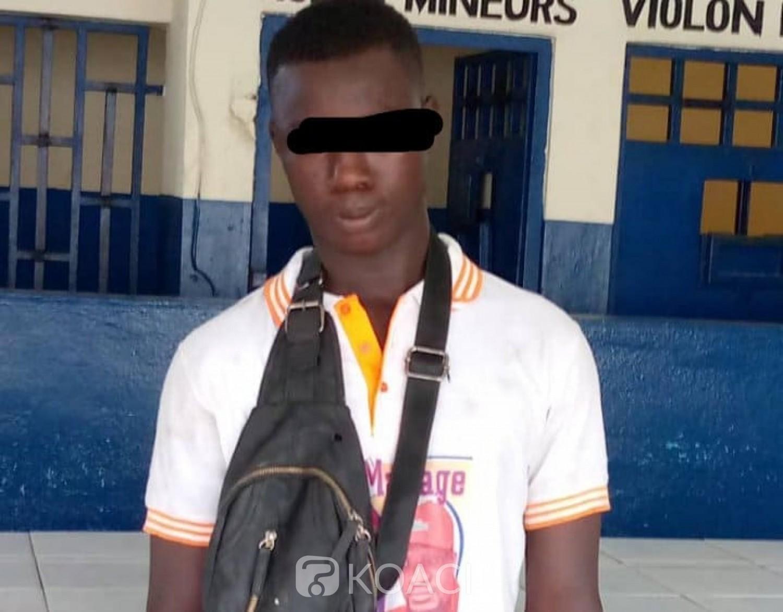 Côte d'Ivoire : Abobo, un récidiviste, profitant de l'absence des propriétaires, tentait de cambrioler dans la maison