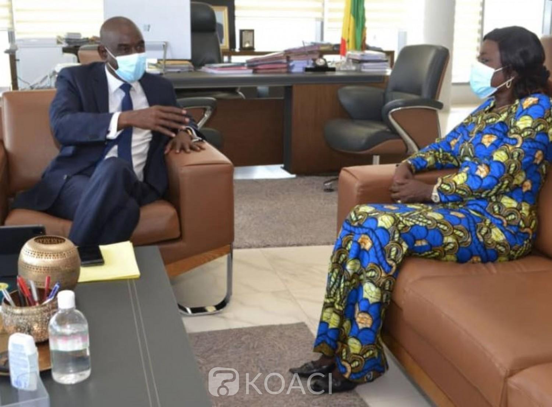 Côte d'Ivoire : Pour réussir les Etats Généraux de l'école ivoirienne, Mariatou Koné en missions pour s'imprégner  du système scolaire de certains pays