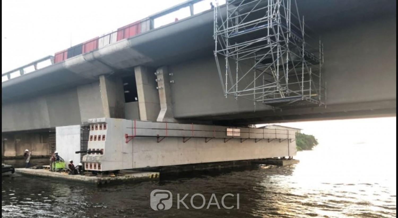 Côte d'Ivoire : Le  pont Félix Houphouët Boigny sera fermé à toute circulation dimanche de 06H à 18H pour cause de travaux