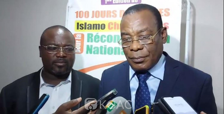 Côte d'Ivoire : Affi supplie  Ouattara, Gbagbo et Bédié : « Mettez-vous autour d'une même table et engager toute la Nation en faveur de la paix »