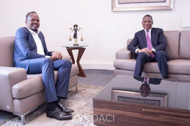 Côte d'Ivoire : Réconciliation Ouattara-Soro, critiqué, Lobognon reçu par Bruno Koné