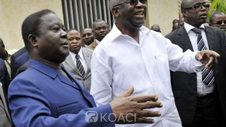 Côte d'Ivoire : Après son voyage de la RDC, Laurent Gbagbo annoncé à Daoukro pour rencontrer Bédié