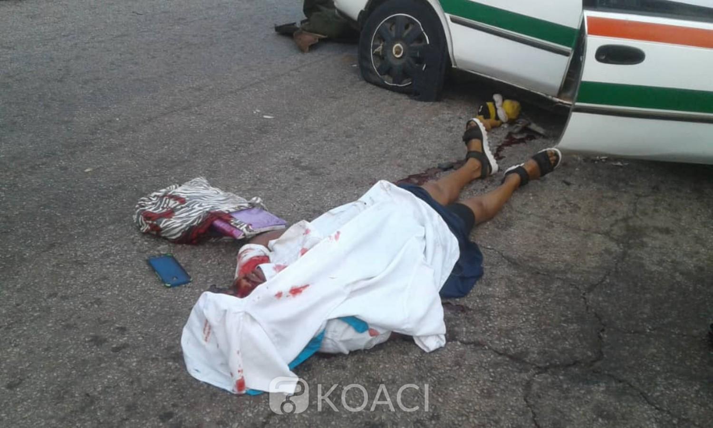 Côte d'Ivoire :Yamoussoukro, des candidats au Bac victimes d'un grave accident