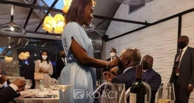 RDC : Au mariage du fils de Jean Pierre Bemba, Gbagbo cristallise les regards