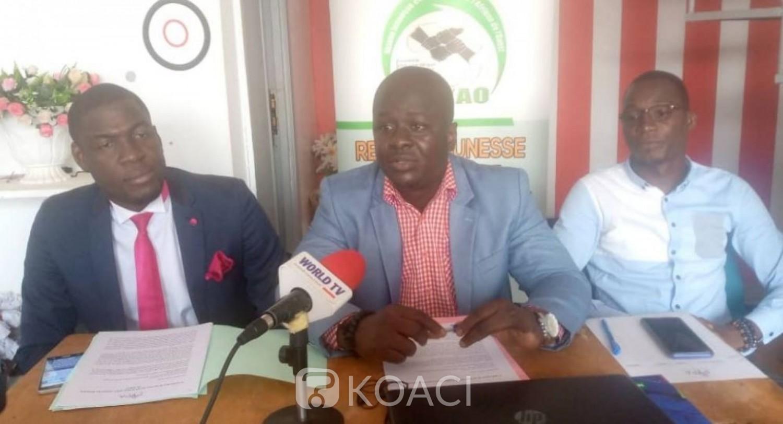 Cote d'Ivoire : Inquiets de la montée des discours de haine, des jeunes des partis politiques attirent l'attention
