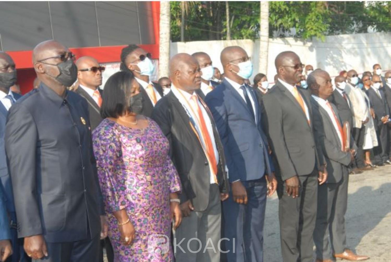 Côte d'Ivoire : Burida, plus 02 milliards de FCFA répartis entre 41.156 bénéficiaires de 2020 au premier semestre 2021
