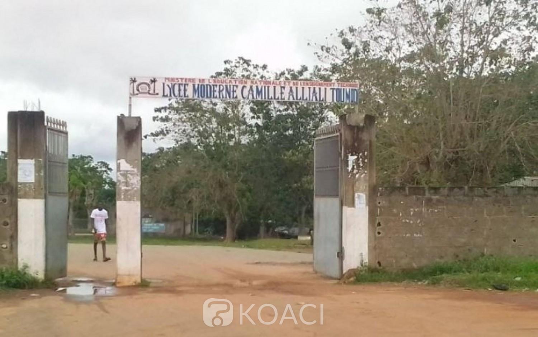 Côte d'Ivoire : Fraude au Baccalauréat 2021, deux candidats épinglés  exclus d'un centre  de Composition