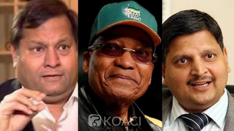 Afrique du Sud : En fuite, les frères Gupta visés par un avis de recherche international d'Interpol
