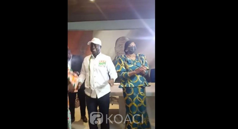 Côte d'Ivoire : Mairie d'Abobo, succession à Hamed Bakayoko, Kandia Camara désignée comme unique candidate