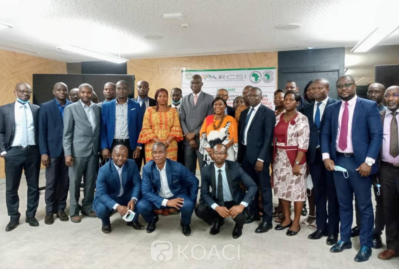 Côte d'Ivoire : PARCSI de la BAD, plus d'une trentaine d'agents des services et du contrôle officiel en formation de trois jours