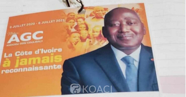 Côte d'Ivoire :   An un du décès du Premier ministre Gon, le RHDP veut honorer sa mémoire à travers une exposition