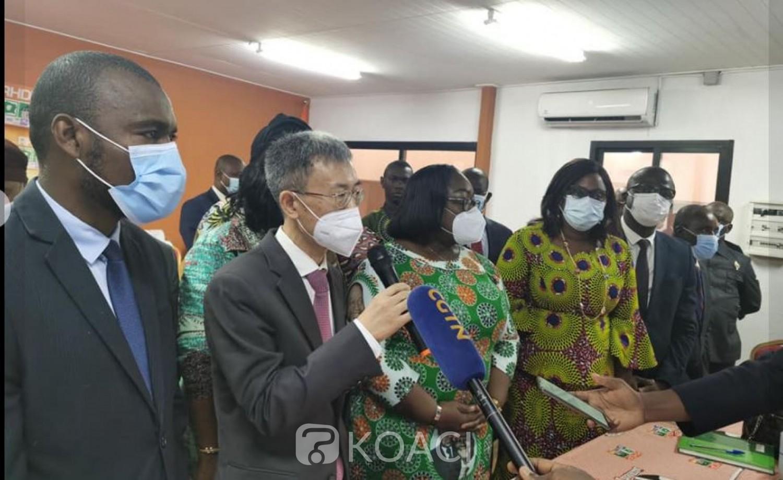 Côte d'Ivoire-Chine : Le RHDP réitère sa  volonté de raffermir les relations d'amitié et de coopération avec le Parti Communiste Chinois