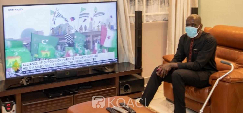 Sierra Leone :  L'ancien chef d'Etat militaire Valentine Strasser restauré