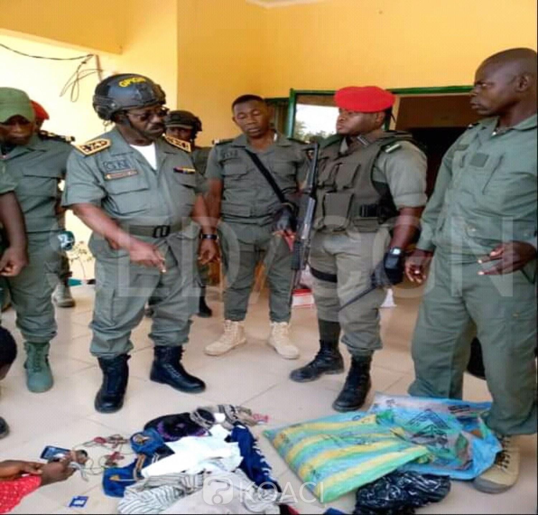 Cameroun : Des gendarmes interrompent la partouze géante d'une vingtaine de personnes, la vidéo sur internet suscite colère et indignation