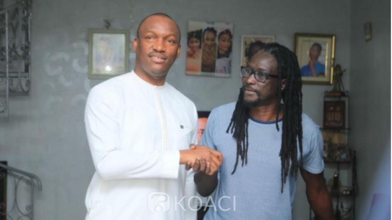 Côte d'Ivoire : Absent de la scène depuis la sortie de son dernier album, voici les dernières nouvelles  d'Ismaël Isaac