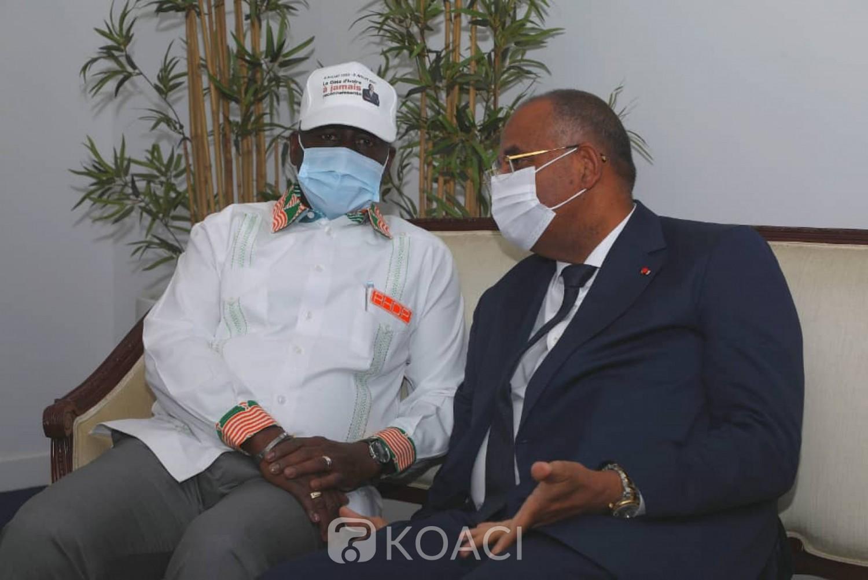 Côte d'Ivoire :  Un an du décès de Gon, hommage du RHDP, Patrick ACHI assure:  «  Nous ne te décevrons pas »