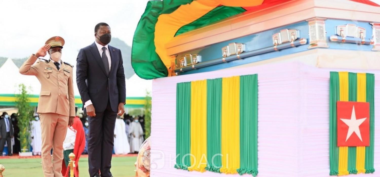 Togo :  Adieux à l'ancien Président Abass Bonfoh