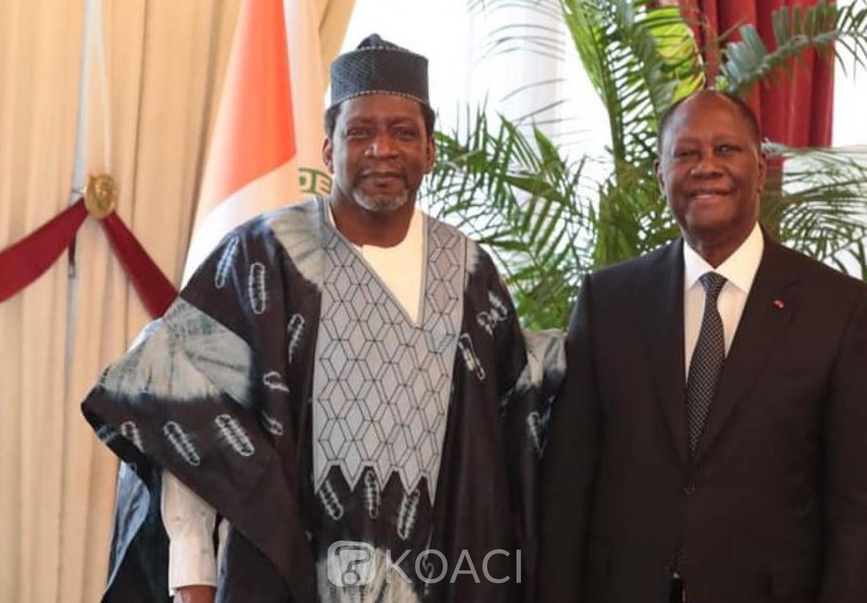 Côte d'Ivoire : Ouattara rassure les  nouveaux Ambassadeurs : « Le climat politique se normalise »