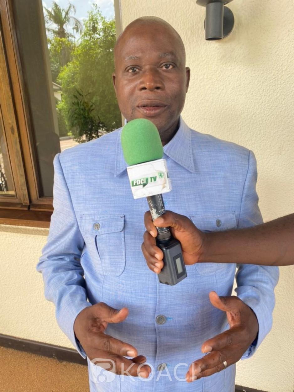 Côte d'Ivoire :  Plus de trois ans après avoir porté plainte contre le PDCI, N'Guessan Koffi Jérôme « demande pardon à Bédié » et se justifie
