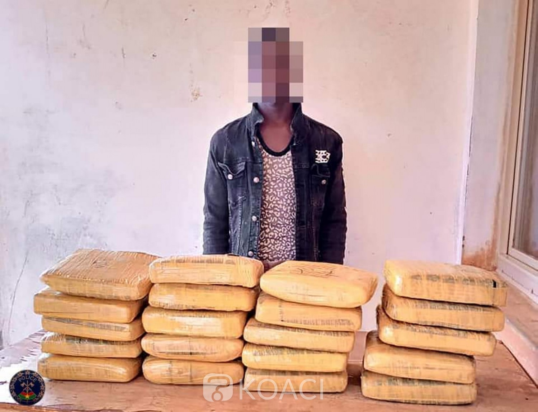 Burkina Faso : Saisie de 20 kg de drogue à Bobo Dioulasso