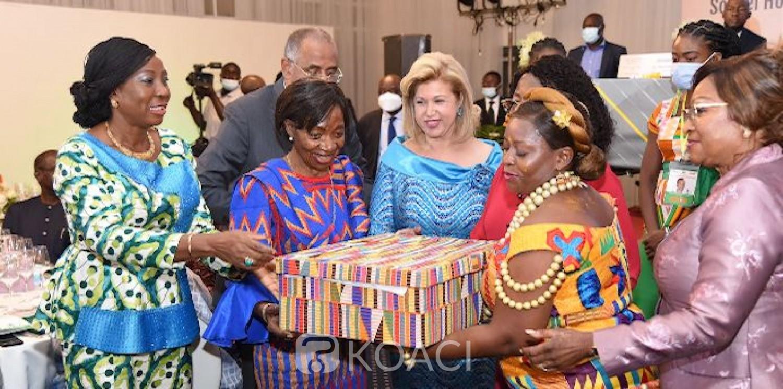 Côte d'Ivoire : Célébrée par des femmes, Henriette Dagri Diabaté à leur endroit : « Ne transigez pas sur les principes de loyauté et de fidélité »