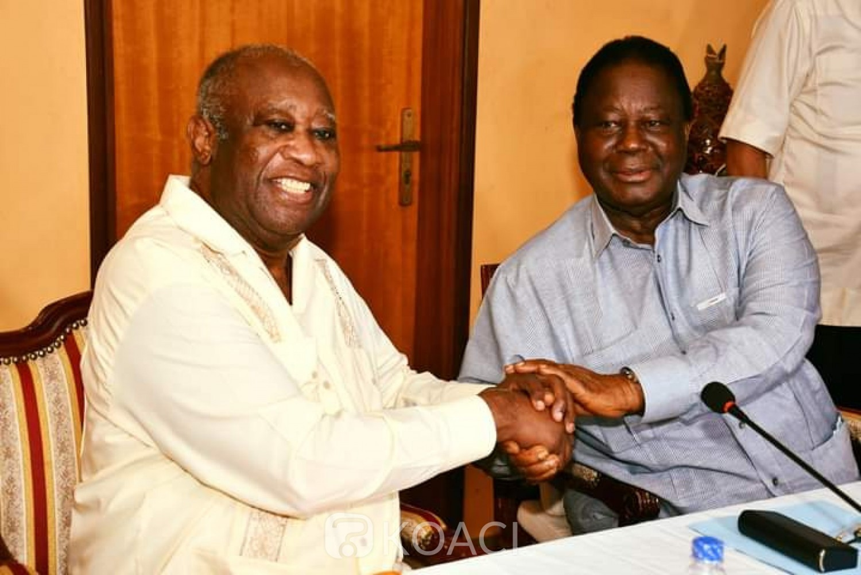 Côte d'Ivoire : Depuis Daoukro, Bédié veut s'engager avec Gbagbo pour redresser la nation et appelle à la réconciliation