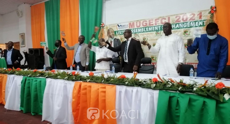 Côte d'Ivoire :  Election à la MUGEFCI, Innocent Koffi en lice avec le groupe « Rassemblement et changement »