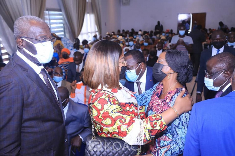 Côte d'Ivoire : Kandia Camara remplace officiellement feu Hamed Bakayoko à la tête de la mairie d'Abobo et devient la première femme maire de cette commune