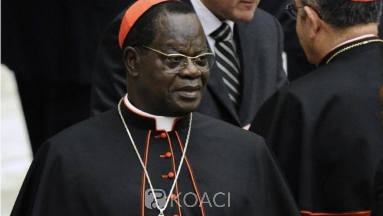 RDC– France : Décès à 81 ans de Laurent Monsengwo, influent archevêque de Kinshasa