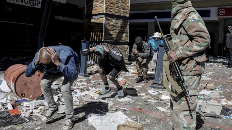 Afrique du Sud : Réactions de l'UA après les émeutes liées à l'incarcération de Zuma