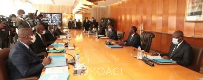 Côte d'Ivoire : Institutions, Ministères et Collectivités, désormais interdits  de constituer des passifs au cours de l'exercice Budgétaire, voici les mesures  prévues