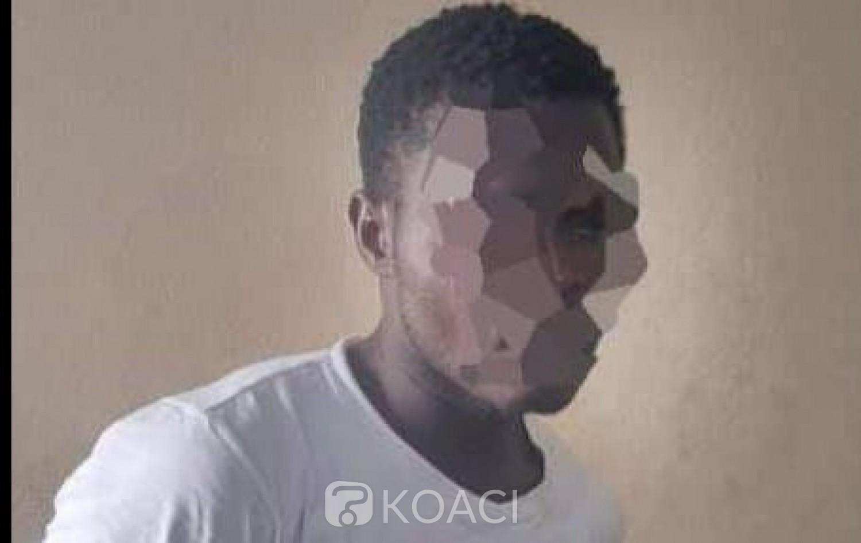 Côte d'Ivoire : Cocody, un  vigile  violeur présumé d'une mineure mis aux arrêts et déféré devant le parquet