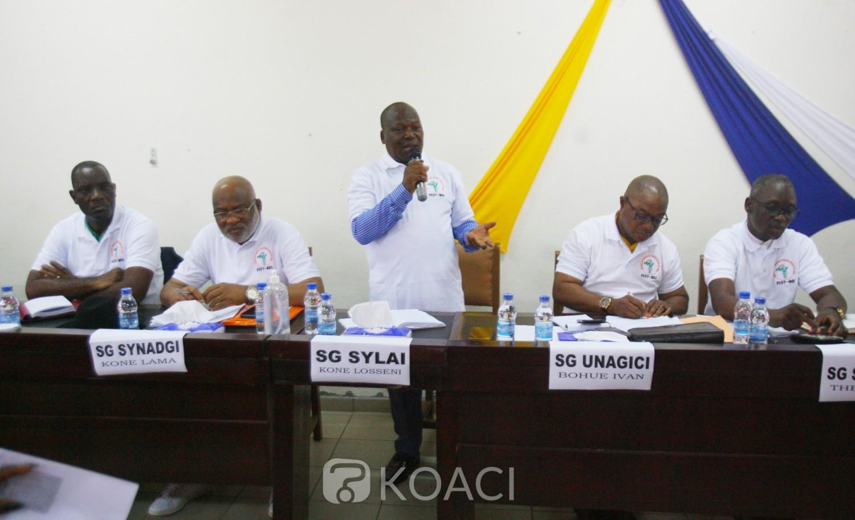 Côte d'Ivoire :   Les syndicats des impôts décident à l'issue d'une Assemblée générale extraordinaire d'entrer en grève à partir du 21 juillet pour une durée de trois jours