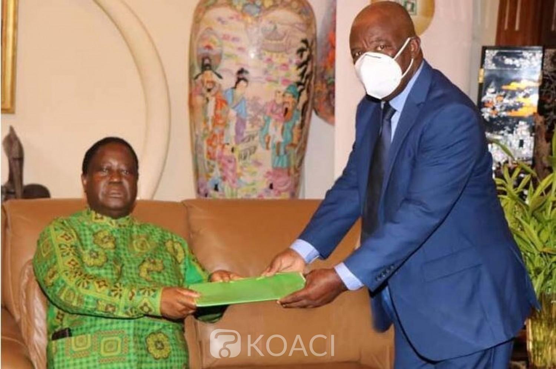 Côte d'Ivoire : Candidature de Bédié au prix Nobel de la Paix, le grand  défi des cadres du PDCI-RDA