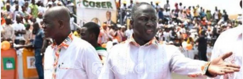 Côte d'Ivoire : Assemblée Nationale, Amadou Soumahoro formel  : « Il n'y a pas de premier vice-président de l'Assemblée nationale »