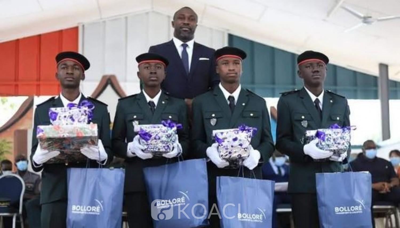 Côte d'Ivoire :  Bolloré Transport & Logistics lance son programme B-Excellence pour recompenser les meilleurs élèves