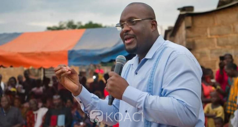 Côte d'Ivoire : En tournée dans le V Baoulé, Stéphane Kipré invite les acteurs politiques à avoir un discours d'apaisement et dénonce la cherté de la vie