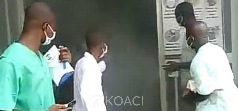 Togo : Plus de peur que de mal au pavillon militaire du CHU à Lomé
