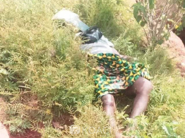 Côte d'Ivoire : Korhogo, un chauffard, percute mortellement une jeune fille et poursuit son chemin