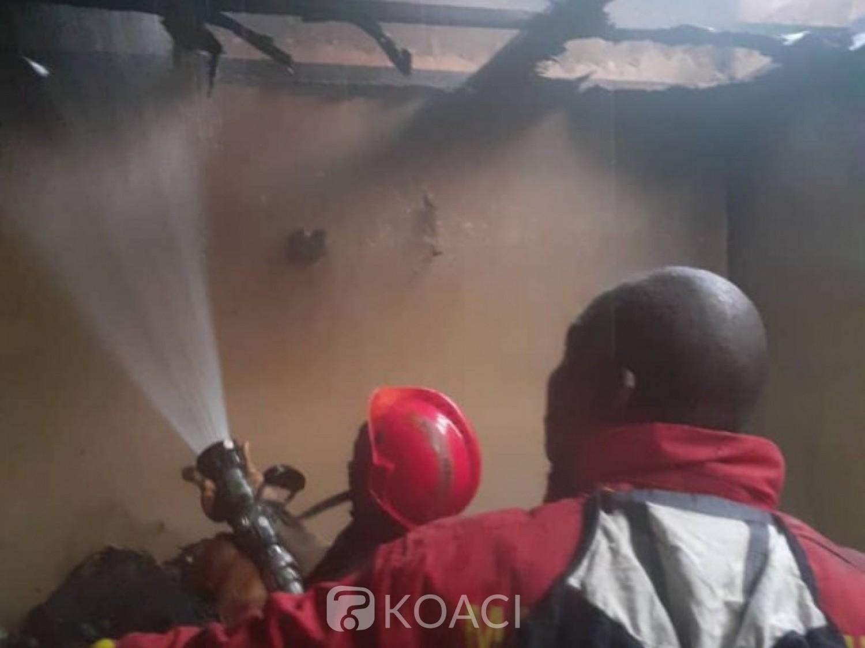 Côte d'Ivoire : Deux autres morts signalés dans un accident sur l'axe Bouaflé-Yamoussoukro ; Un mort dans deux incendies déclarés (Grands Ponts)