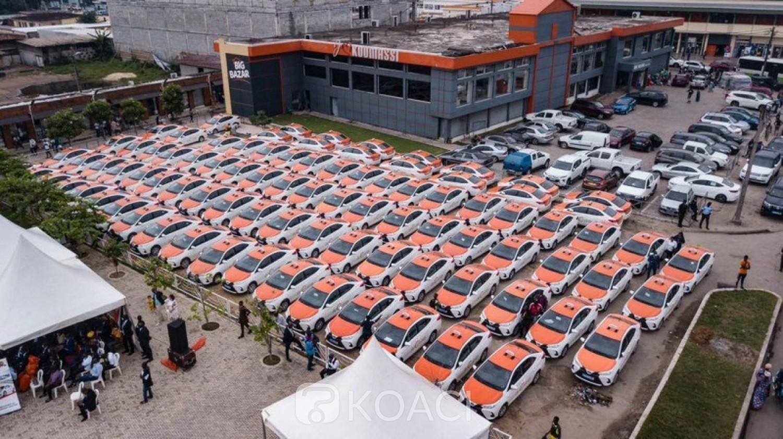 Cote d'Ivoire : Renouvellement Parc automobile, 120 taxis compteurs remis aux transporteurs, Amadou Koné invite à plus de civisme